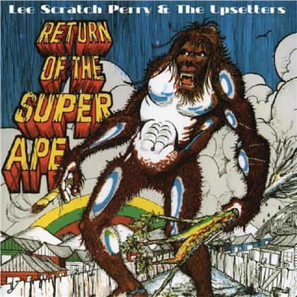 Lee Scratch Perry - Return Of The Super Ape (2019 Reissue, Goldenlane, Special Starburst Vinyl Pressing, LP)
