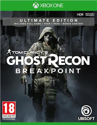 Tom Clancy's Ghost Recon: Breakpoint (Édition Ultime)