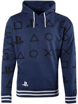 Playstation - AOP Icons Men's Hoodie