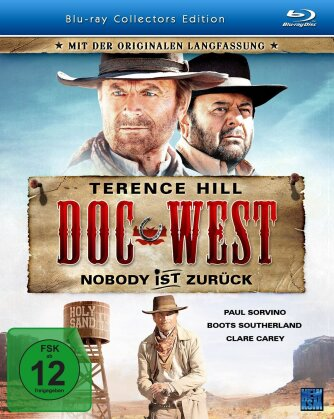 Doc West - Nobody ist zurück (2012) (Collector's Edition, Langfassung)