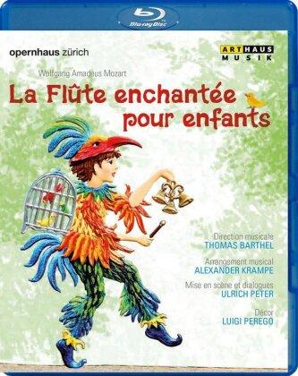 Opernhaus Zürich - La Flûte enchantée pour enfants