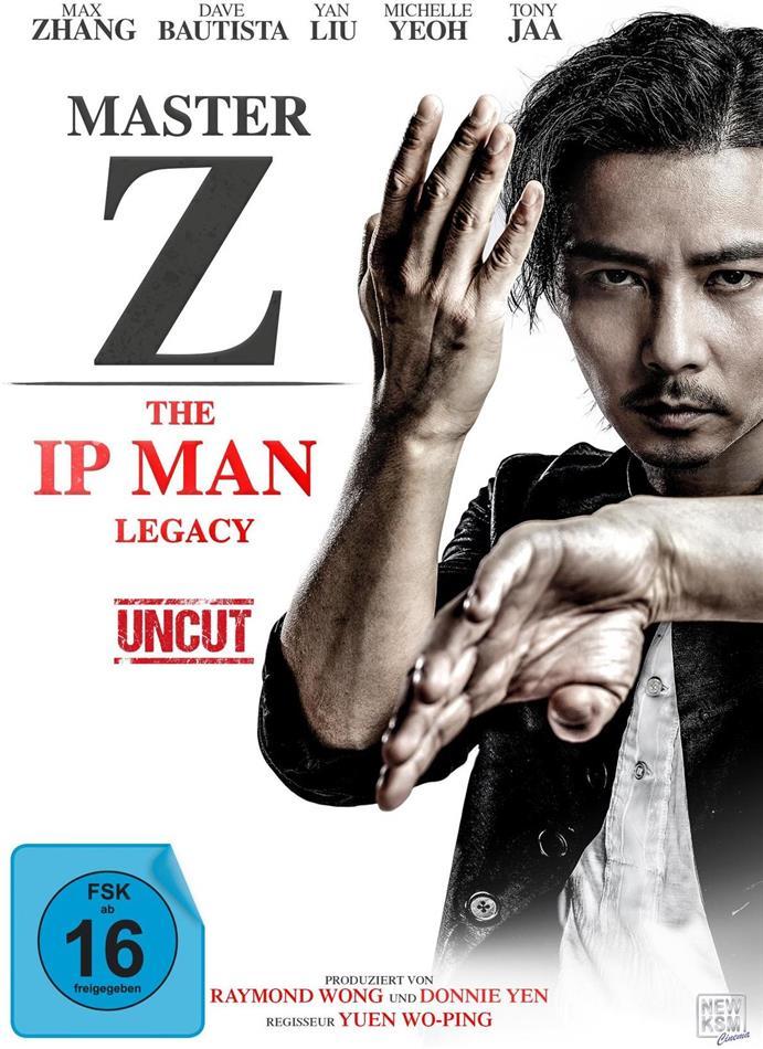 Master Z - The Ip Man Legacy (2018)