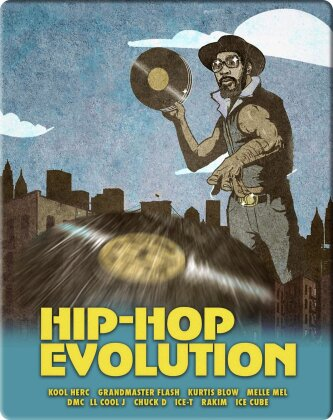 Hip Hop Evolution (FuturePak, Limited Edition)
