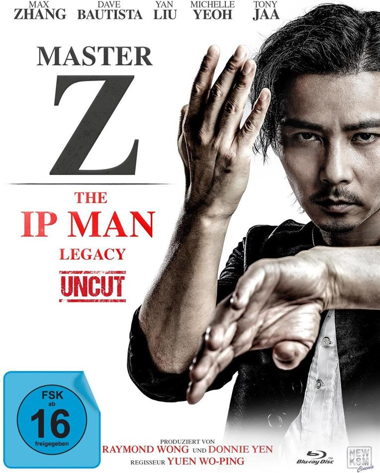 Master Z - The Ip Man Legacy (2018) (Uncut)