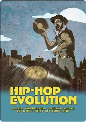Hip-Hop Evolution (FuturePak, Limited Edition, 2 DVDs)