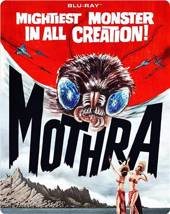 Mothra (1961) (Steelbook)