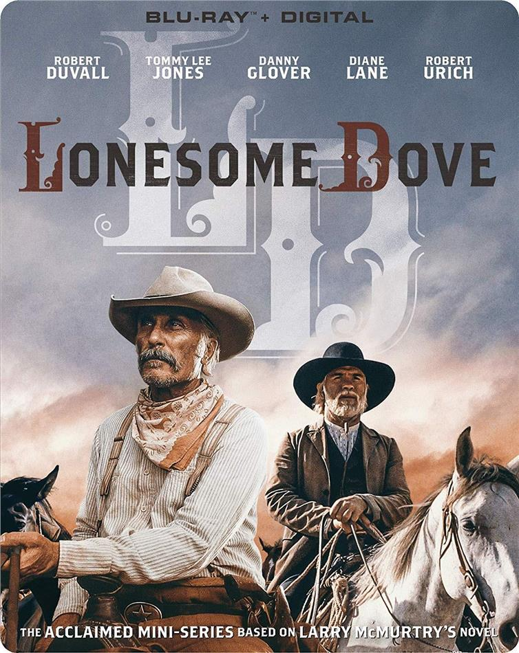 Lonesome Dove (Steelbook, 2 Blu-rays)