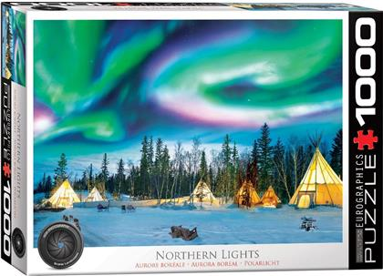 Northern Lights - Puzzle