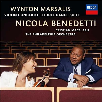 Wynton Marsalis, Christian Macelaru, Nicola Benedetti & The Philadelphia Orchestra - Violin Concerto, Fiddle Dance Suite