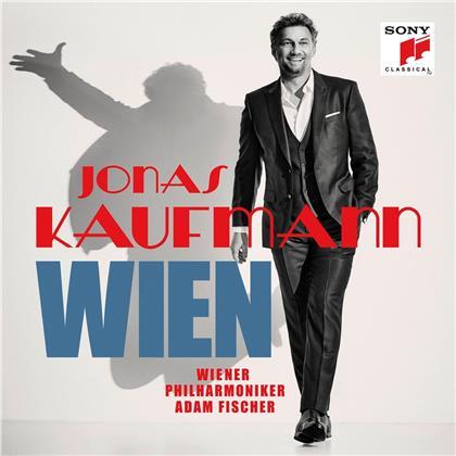 Adam Fischer, Jonas Kaufmann & Wiener Philharmoniker - Wien (Deluxe Edition)