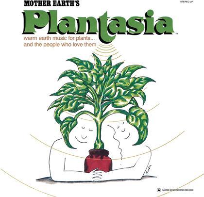 Mort Garson - Mother Earth's Plantasia (2019 Reissue, Sacred Bones, LP)