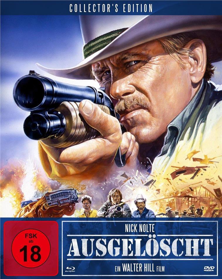 Ausgelöscht (1987) (Cover A, Collector's Edition, Mediabook, Blu-ray + DVD)
