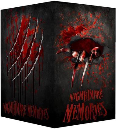 Nightmare Memories - Never Sleep Again: The Elm Street Legacy 1 + 2 / I Am Nancy (2010) (Schuber, Limited Edition, Mediabook, 2 Blu-rays)