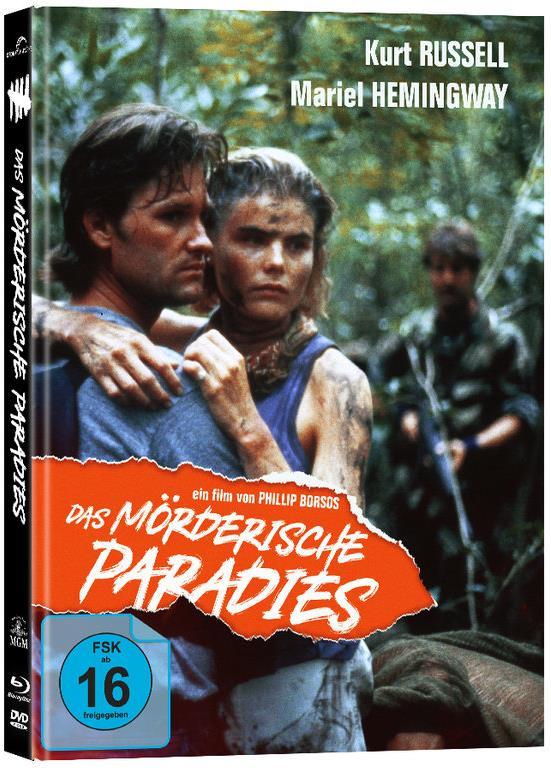 Das mörderische Paradies (1985) (Mediabook, Blu-ray + DVD)