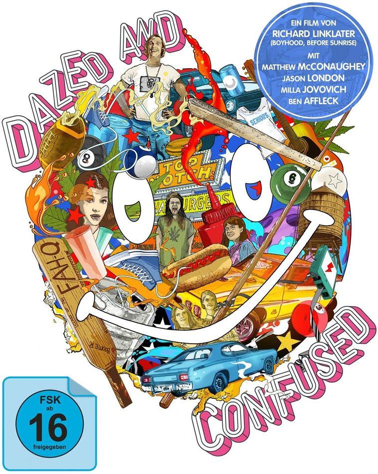 Dazed and Confused (1993) (Mediabook, Blu-ray + DVD)