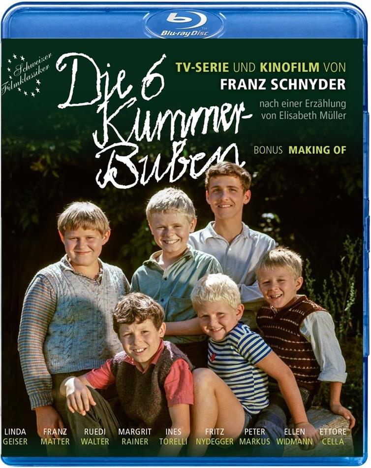 Die 6 Kummerbuben - TV-Serie und Kinofilm