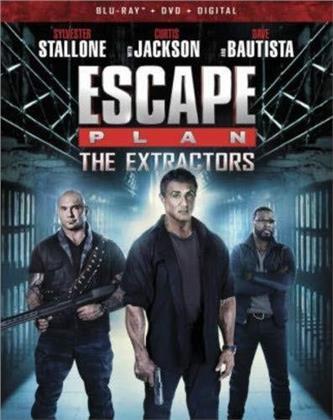 Escape Plan 3 - Extractors (2019) (Blu-ray + DVD)