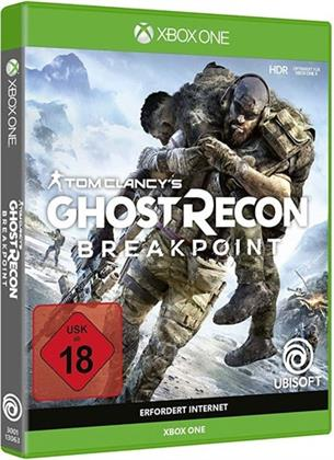Tom Clancy's Ghost Recon: Breakpoint (German Edition)