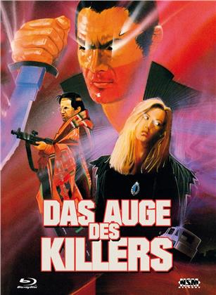 Das Auge des Killers (1987) (Cover D, Limited Edition, Mediabook, Blu-ray + DVD)