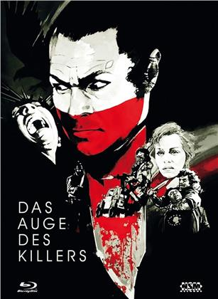 Das Auge des Killers (1987) (Cover E, Limited Edition, Mediabook, Blu-ray + DVD)