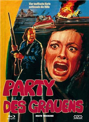 Party des Grauens (1976) (Cover A, Limited Edition, Mediabook, Blu-ray + DVD)