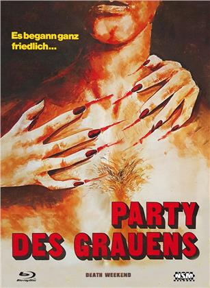 Party des Grauens (1976) (Cover B, Limited Edition, Mediabook, Blu-ray + DVD)