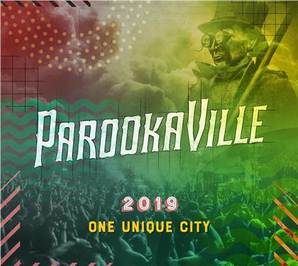 Parookaville 2019 (4 CDs)