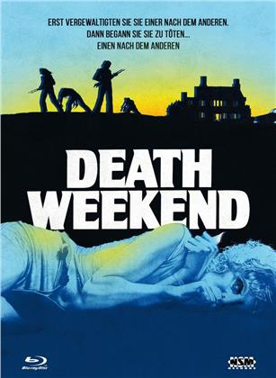 Death Weekend - Party des Grauens (1976) (Cover D, Limited Edition, Mediabook, Blu-ray + DVD)