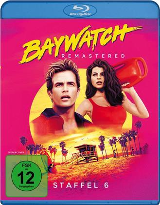 Baywatch - Staffel 6 (Fernsehjuwelen, 4 Blu-rays)