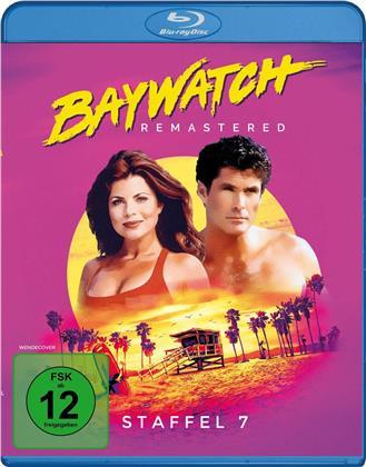Baywatch - Staffel 7 (Fernsehjuwelen, 4 Blu-rays)