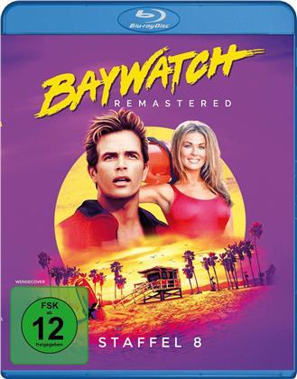 Baywatch - Staffel 8 (Fernsehjuwelen, 4 Blu-rays)