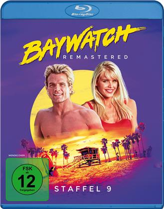 Baywatch - Staffel 9 (4 Blu-rays)