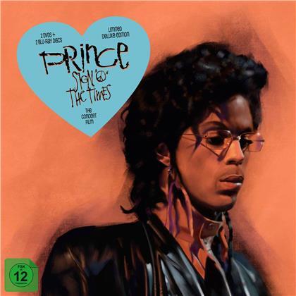 Sign O the Times (Deluxe Edition, Edizione Limitata, 2 Blu-ray + 2 DVD)