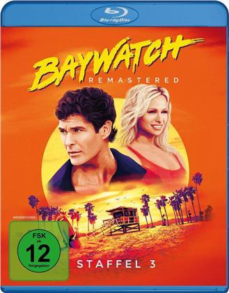 Baywatch - Staffel 3 (Fernsehjuwelen, 4 Blu-rays)