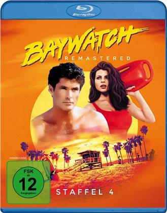Baywatch - Staffel 4 (Fernsehjuwelen, 4 Blu-rays)