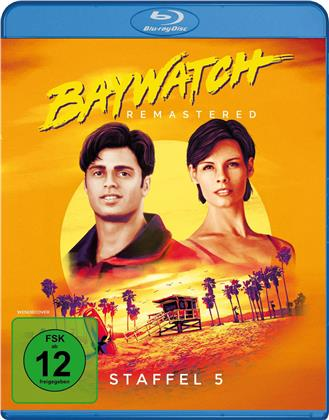 Baywatch - Staffel 5 (Fernsehjuwelen, 4 Blu-rays)