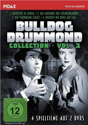 Bulldog Drummond - Collection - Vol. 2 (1939) (Pidax Film-Klassiker, 2 DVDs)