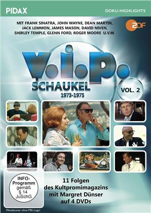 V.I.P. Schaukel - Vol. 2 (1973-1975) (Pidax Doku-Highlights, 4 DVDs)