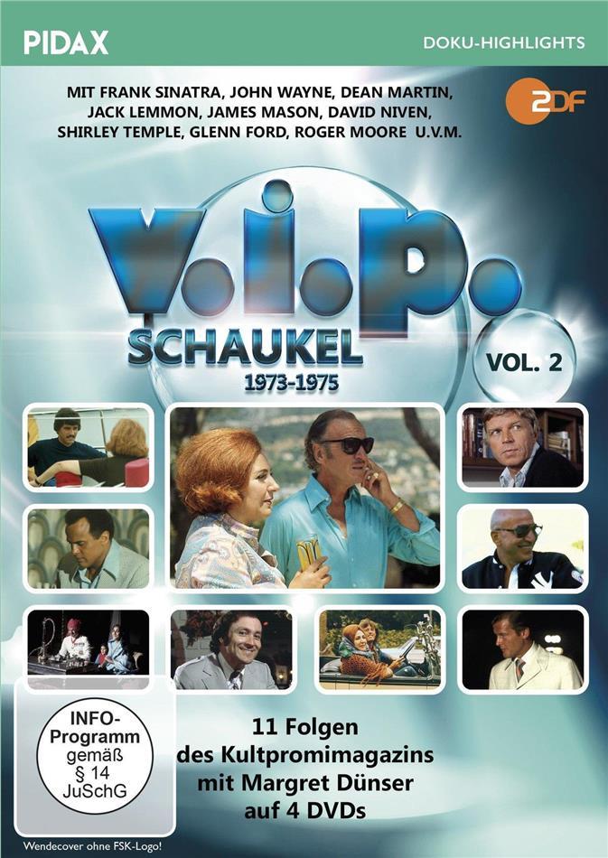 V.I.P. Schaukel - Vol. 2 (1973-1975) (Pidax Doku-Highlights, 4 DVDs)