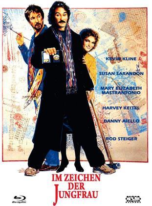 Im Zeichen der Jungfrau (1989) (Cover A, Limited Edition, Mediabook, Blu-ray + DVD)