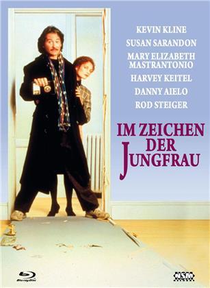 Im Zeichen der Jungfrau (1989) (Cover B, Limited Edition, Mediabook, Blu-ray + DVD)