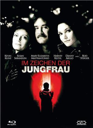 Im Zeichen der Jungfrau (1989) (Cover D, Limited Edition, Mediabook, Blu-ray + DVD)
