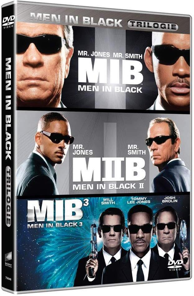Men in Black 1-3 (3 DVD)
