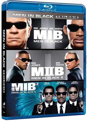 Men in Black 1-3 (3 Blu-rays)