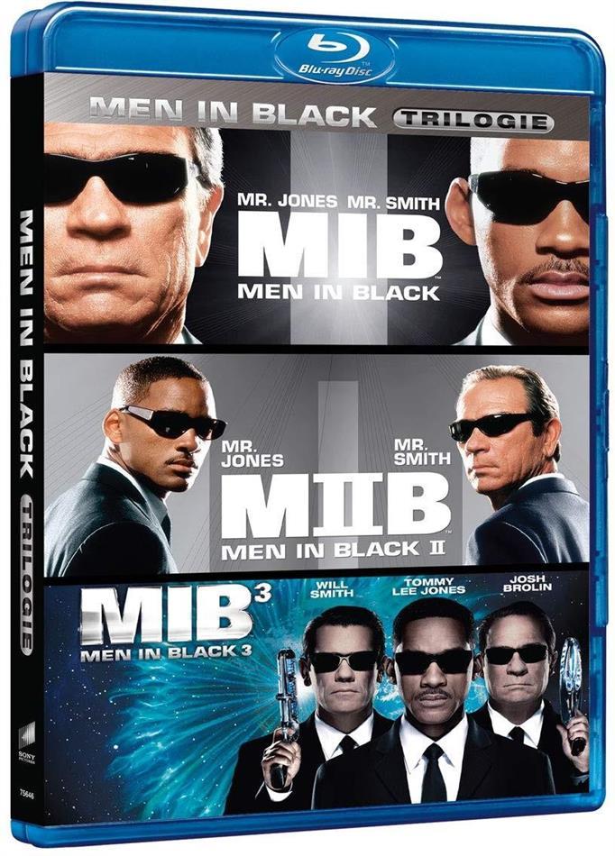 Men in Black 1-3 (3 Blu-ray)