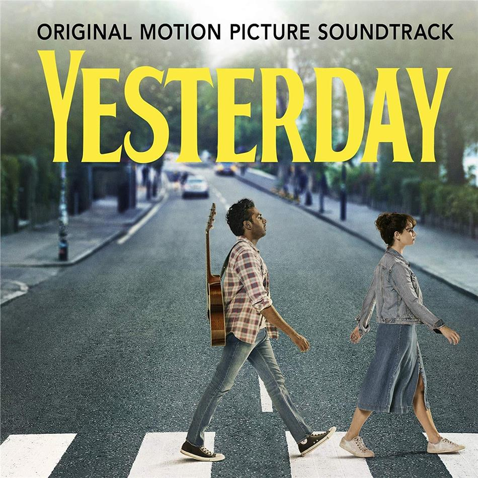 Himesh Patel - Yesterday - OST (2 LPs)