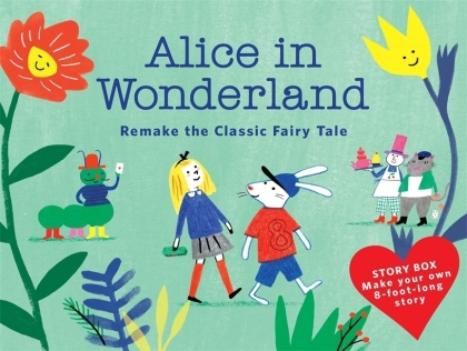 Alice in Wonderland Story Box - Remake the Classic Fairy Tale