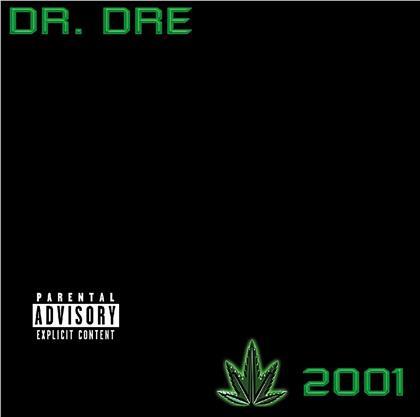 Dr. Dre - 2001 (2019 Reissue, Interscope, 2 LPs)