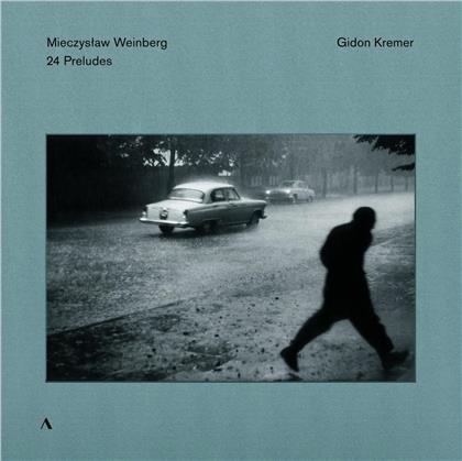 Mieczyslaw Weinberg (1919-1996) & Gidon Kremer - 24 Preludes (LP)