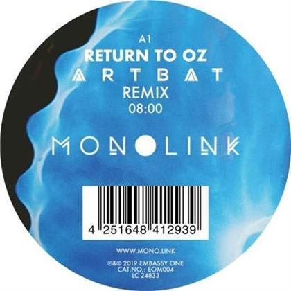 "Monolink - Remixes (7"" Single)"